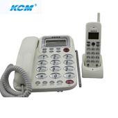 正品深高科美0503型办公家用大屏来显模拟无绳电话子母机