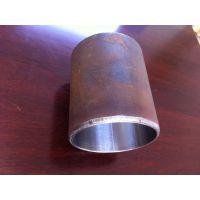 江苏舜龙管业厂家直销内衬不锈钢复合钢管