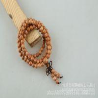 厂家直销红豆杉佛珠手链手串原创饰品辟邪保平民族风木质工艺品