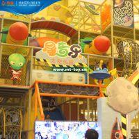 广州牧童新型室内儿童乐园价格 儿童游乐设施品牌 亲子淘气堡设备制造】镀锌管