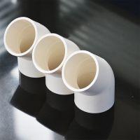 湖南邓权PVC生产厂家PVC45度弯头 销售PVC管材 PVC管件 邓权管材