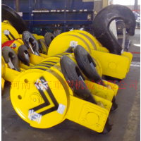 20吨吊钩组 专业生产亚重牌抓斗 5T/24米电动葫芦 350起重车轮 500卷筒组自产自销