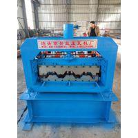 750型楼承板机价格河北沧州兴益压瓦机厂销售电话18233653803