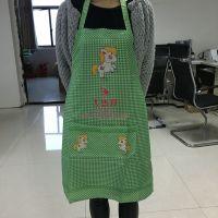 江西 九江社区专用围裙 广告围裙 服务员围裙定制 欣荣围裙厂