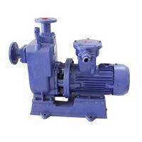 聚盛50ZW18-22型自吸排污泵报价