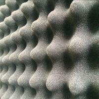 专业生产波浪海绵 吸音隔音海绵 鸡蛋海绵波峰海绵