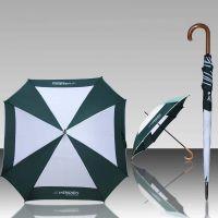 YL【雅乐制伞】创意直杆四方纤维骨架 超轻铝合金工艺伞