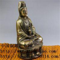 精密铸造铜雕工艺品,佛像厂家定制,中国铜雕网