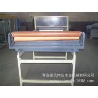 工作台动曲面覆膜机 半自动木门热转印机 比拟烤漆门的新款木门