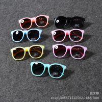 15年新款只有你儿童太阳镜女童宝宝小香链条彩色遮阳眼镜时尚墨镜
