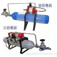 空气高压增压机 压缩空气增压设备