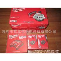 现货批发美国米沃奇MILWAUKEE充电式金属切割机2682-20