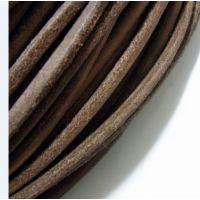 供应牛皮绳条,真皮绳条,皮革绳条,编织牛皮绳