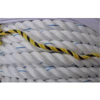 船用缆绳  三股绳 锦纶 尼龙 丙纶 涤纶 牛筋 高分子 芳纶 聚乙烯