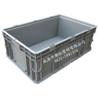 山东济南的塑料物流箱厂家(翻盖物流箱)