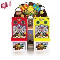 乐游猫猫打鼠儿童乐园电玩设备投币电子游戏机室内游乐设备