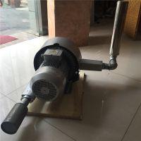 河南粮食仟样机专用风机 7.5kw吸粮风机 西门子高压鼓风机 环形气泵