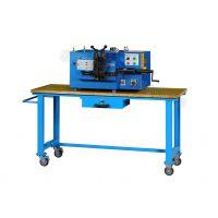 BAS-050MM系列半自动锯片闪光对焊机,各类锯片连接闪光对焊机