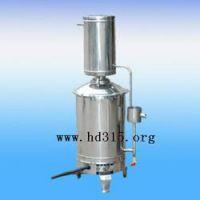 中西电加热蒸馏水器 型号:WRDZQ130-100库号:M381514