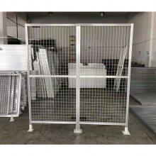 波形护栏网 道路隔离护栏网 鱼塘用隔离布网生产
