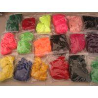 毛衫围巾用固体腈纶彩点纱