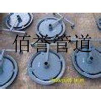 双芯可调缩孔生产厂家,佰誉圆形焊制人孔