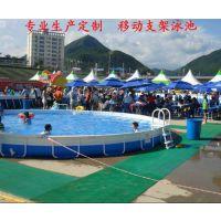 拆卸支架泳池维护,杭州拆卸支架泳池,神洲水上乐园专业定制
