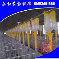 正红农牧猪用料线自动化 zh-183型号饲喂设备 料线配件 厂家直销产品