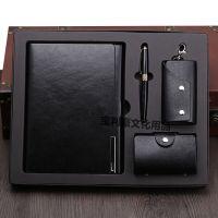 新款活页本礼盒装 卡包钥匙包带笔精装 可定制