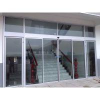 沙井维修感应门,深圳松岗松下自动玻璃门,银行自动门修理,设计电动玻璃门13580885159