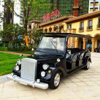 镇江南京10座11座电动观光旅游车,房产复古看房老爷车厂家,报价