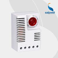 厂家供应电子温控器 配电柜温控器 ETR012电子式温湿度一体控制器