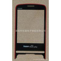 生产销售 手机玻璃盖板 电子视窗镜片 亚克力透明镜片