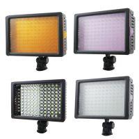 正品 秀田 HD-126 高品质LED单反相机摄影灯 适用于尼康佳能索尼