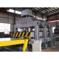 供应高精度大幅面压机高强度铝蜂窝板压机-青岛国森