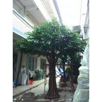 仿真榕树 4米5米假榕树厂家直销 广州哪里有假树买