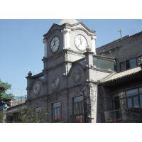 康巴丝时代发展的标志,古城老街风景钟,古代建筑钟kts-x342