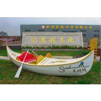 苏航厂家手工制作 高档 威尼斯贡多拉木船 欧式手划船 装饰品道具摆件 婚纱摄影船