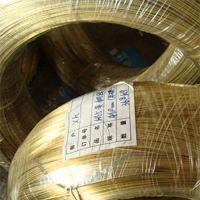 现货供应H65黄铜线 黄铜扁线 黄铜螺丝线 黄铜线厂家直销价格