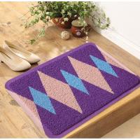 地毯彩印机_家居欢迎地毯 东方龙科卷平一体机供应 价格 图库