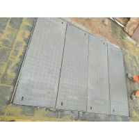 奔雷厂家生产新式玻璃钢电缆沟井盖 低压高压电力电网电缆沟使用盖板