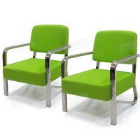 欧美乡村餐椅 布艺皮椅子 咖啡厅椅 户外休闲椅子 酒吧餐厅椅