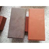 供应LG牌高品质陶土烧结砖 园林景观砖 广场砖 透水砖