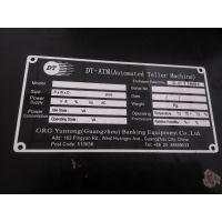 大岭山专业生产铜材标牌、收音机标牌