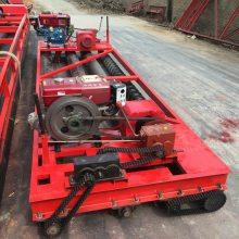 混凝土三滚轴摊铺机 自动行走式蛟龙摊铺机新型修路设备