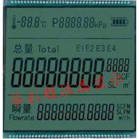 生产定制燃气灶等厨房用具LCD液晶显示屏(HCS9306)
