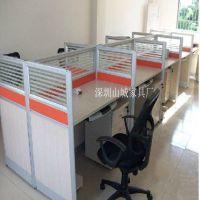 深圳屏风办公桌 屏风工作位 办公桌椅批发 定制各类办公屏风
