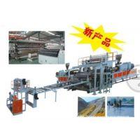 益丰塑机(图)|pe片材挤出生产线|片材挤出生产线