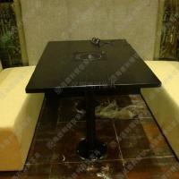 海德利厂家直销肯德基餐桌椅厂家小火锅桌专业定做学生课桌椅尺寸白色欧式餐桌餐椅批发代理
