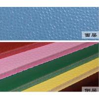 抗紫外线防滑室外PVC塑胶地板